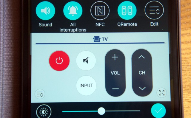 how to connect mobile remote to lg tv